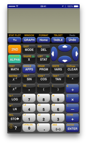 best graphing calculator app for ipad